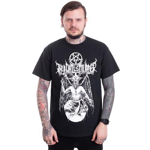 Thy Art Is Murder - Riddick Goat - - T-Shirts