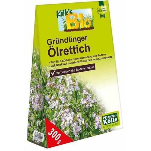 Kölle Bio - Kölle's Bio Gründünger Ölrettich, 300 g