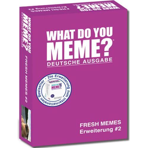 Huch Spiel What Do You Meme? - Fresh Memes 2 bunt Kinder Quizspiele Gesellschaftsspiele