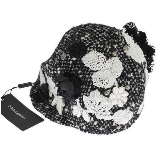 Dolce & Gabbana Cloche Hut