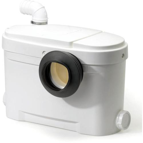 Hebeanlage Aquamotor 500 W/weiß - Setma