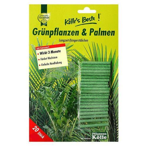 Düngestäbchen Grünpflanzen und Palmen 20 Stück