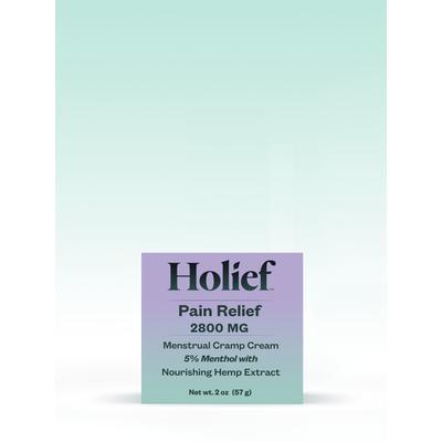 Holief Menstrual Pain Relief Cream - Holi Hemp HOL-90-1233