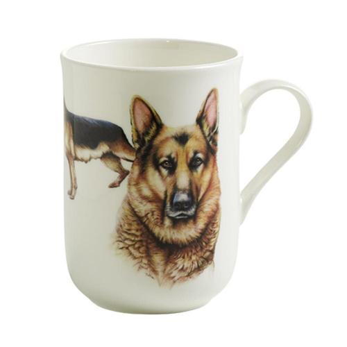 Maxwell & Williams Pets Dog Becher Schäferhund 350 ml