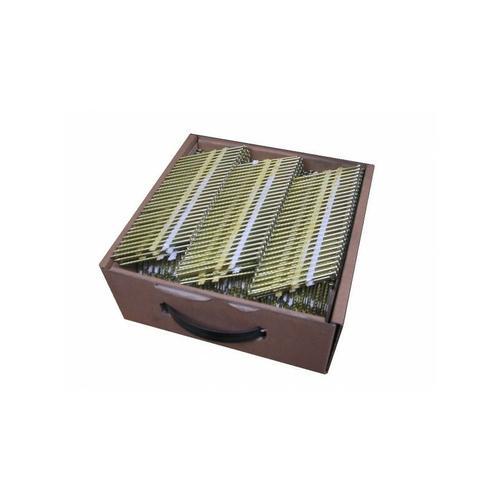 Nagelschrauben 3,2x75mm rostfrei Streifennägel TX15 für 34° Streifennagler'-'EN13736