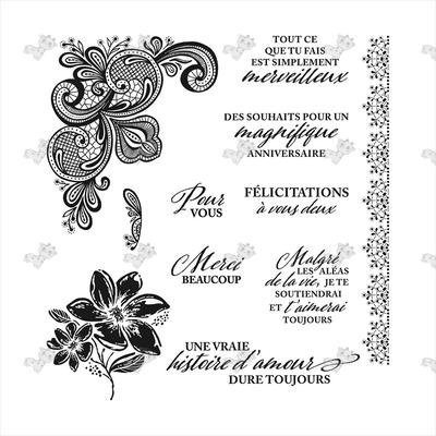 Parfumé design Métal Découpage M...