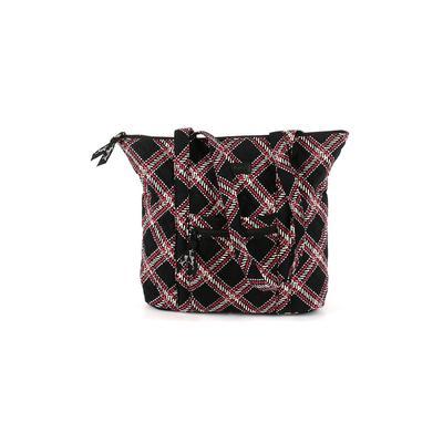 Vera Bradley Shoulder Bag: Black Plaid Bags