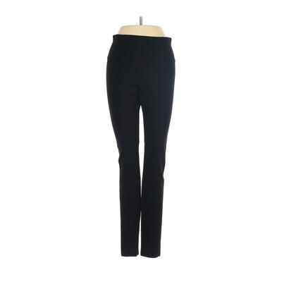 Romeo & Juliet Couture Leggings: Black Solid Bottoms - Size Small