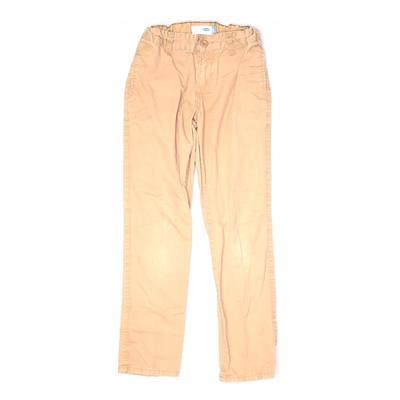 Old Navy Khaki Pant: Tan Solid B...