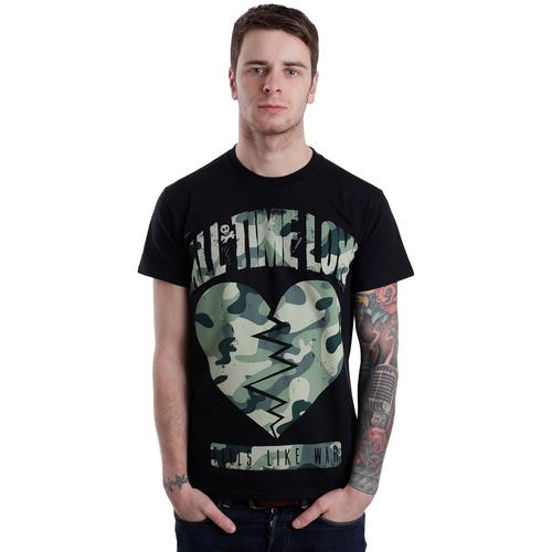 All Time Low - Big And Broken - - T-Shirts
