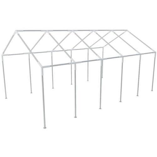Stahlrahmen für Partyzelt 10 x 5 m - Youthup