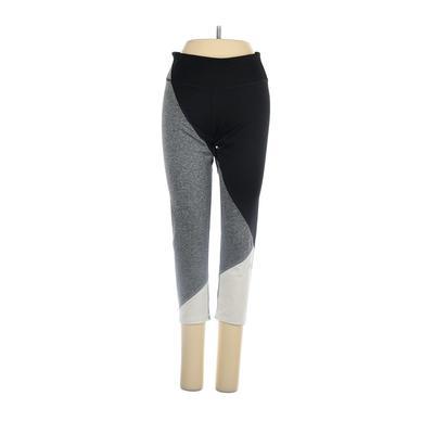 MTA Sport Active Pants - Mid/Reg Rise: Black Activewear - Size Small