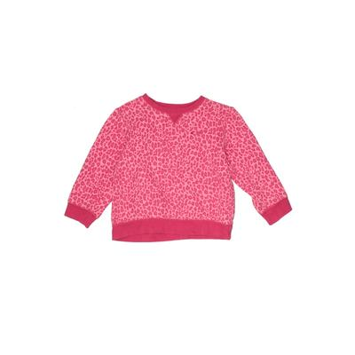The Children's Place - The Children's Place Sweatshirt: Pink Tops - Size 5Toddler