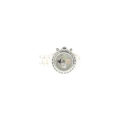 Toy Watch - Toy Watch Watch: White Accessories