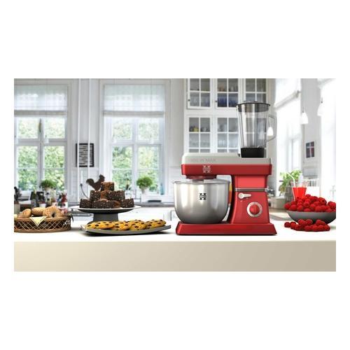 Multifunktionale Küchenmaschine: Rot