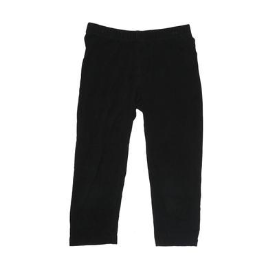 Cat & Jack Leggings: Black Solid Bottoms - Size Medium