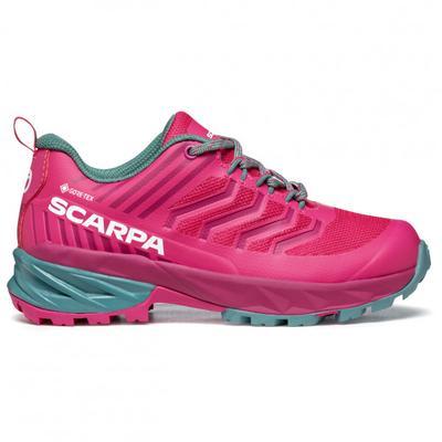 Scarpa - Kid's Rush GTX - Multisportschuhe 32 | EU 32 rosa
