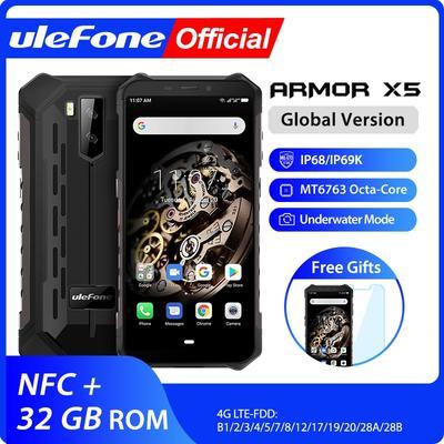 Ulefone-Armor X5 smartphone inca...