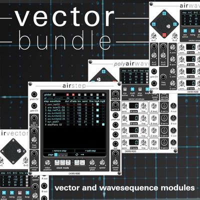 Cherry Audio Vector Bundle