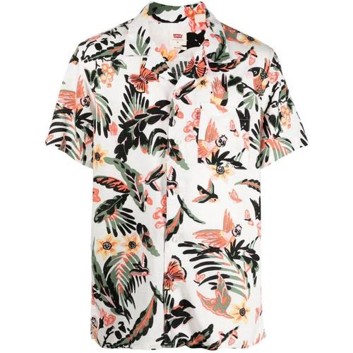 Levi's Hemd mit Bananen-Print