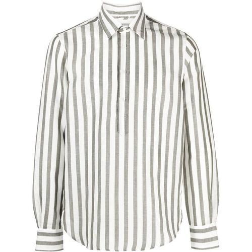 Aspesi Hemd mit breiten Streifen