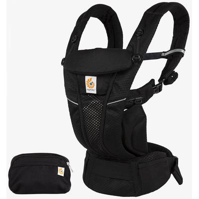 Ergo Omni Breeze Baby Carrier - Onyx Black