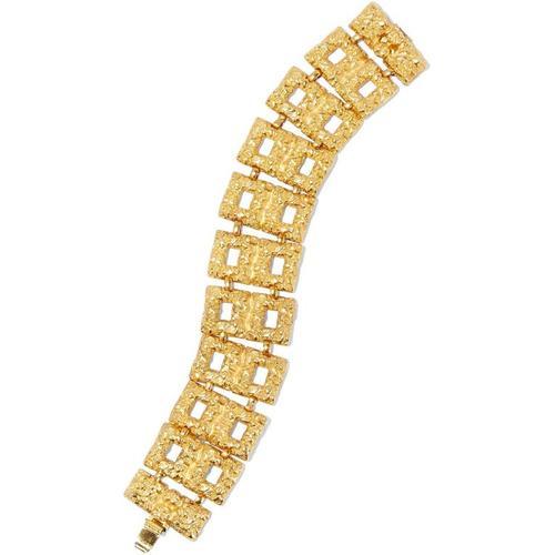Ben-Amun 24 Kt. Vergoldetes Armband