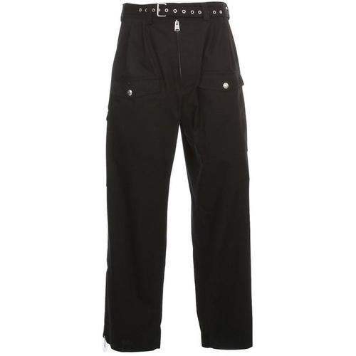 Marni Arbeitskleidung Gabardine Hosen