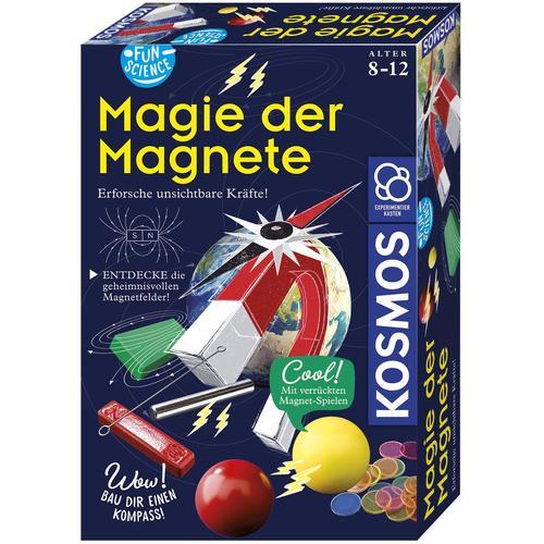 Kosmos Experimentierkasten Fun Science Magie der Magnete mehrfarbig Kinder Experimentieren