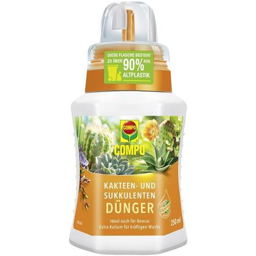 Kakteen- und Sukkulentendünger 250 ml - Compo