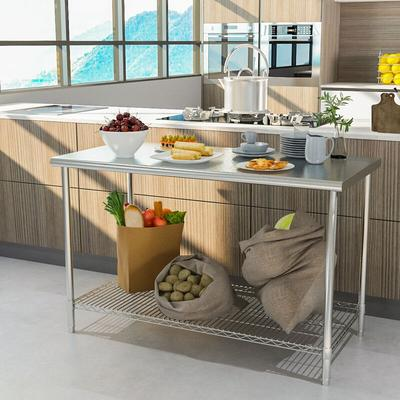 Stainless Steel Commercial Cater...