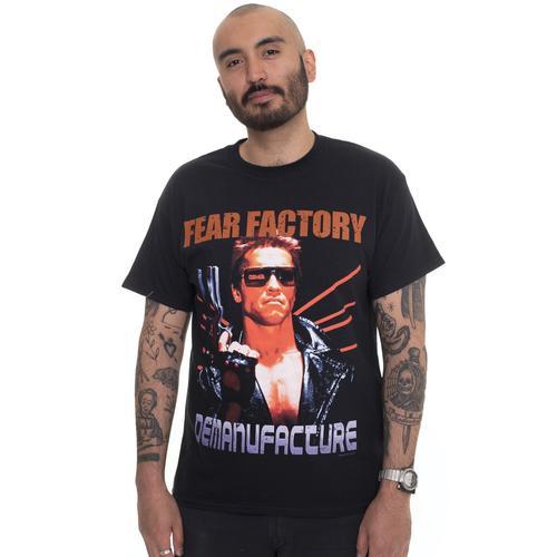 Fear Factory - Terminator - - T-Shirts