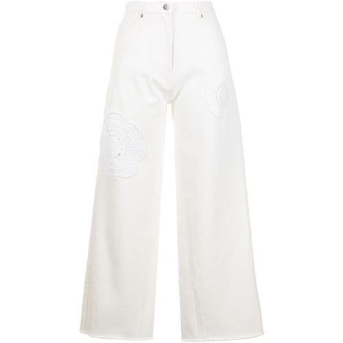 Goen.J Weite Jeans