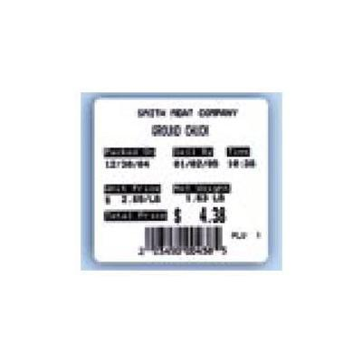 Detecto 6600 0205 Labels for Price Computing Label Printer - 1500 count