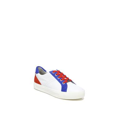 Women's Astara Sneakers by Naturalizer in White Red Blue (Size 8 M)