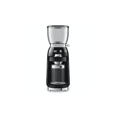 Smeg CGF01BLEU Kaffeemühle Schwa...