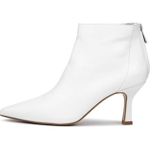 Bianca Di, Stiefelette in weiß, Stiefeletten für Damen Gr. 38