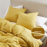 Parure de lit moderne en 55% cot...