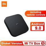 Version globale Xiaomi Mi TV Box...
