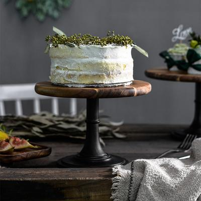 Support d'assiettes à gâteaux en...