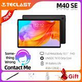 Teclast – tablette PC de 10.1 pouces M40SE, avec Android 10, 4 go de RAM, 128 go de ROM, caméra 5mp,