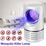 Lampe électrique anti-moustiques...