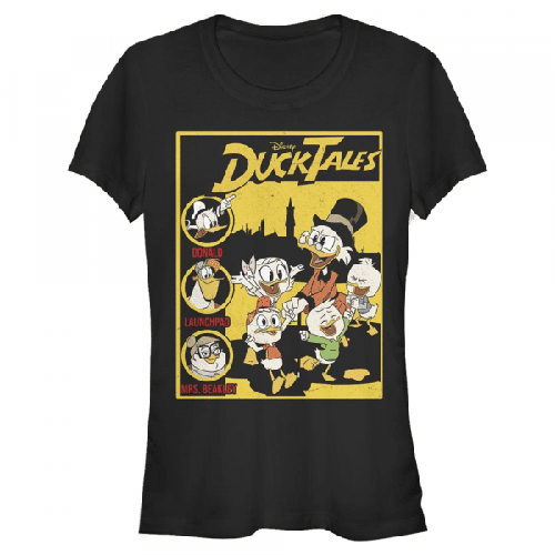 DuckTales Cover Gruppe - Disney Ducktales - Frauen T-Shirt