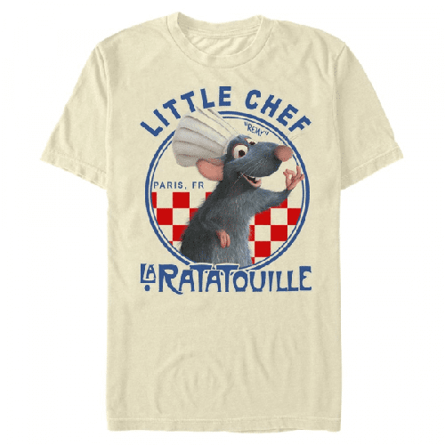 A Ok Remy - Pixar Ratatouille - Männer T-Shirt