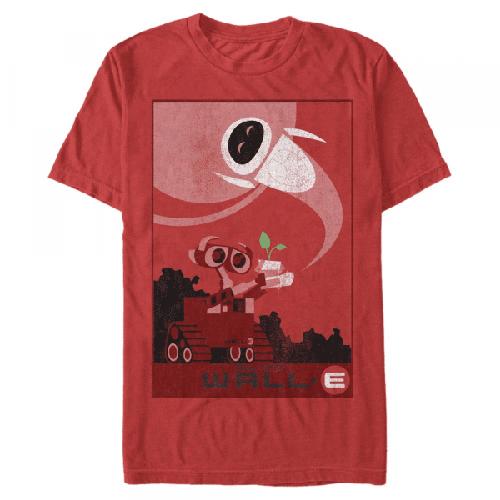 Plant Boot Wall-E & Eve - Pixar Wall-E - Männer T-Shirt