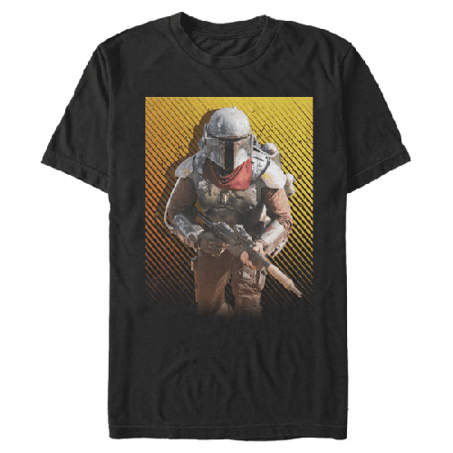 Solo Marshal The Marshal - Star Wars Mandalorian - Männer T-Shirt