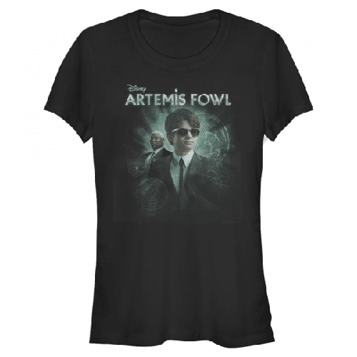 Smart Artemis - Disney Artemis Fowl - Frauen T-Shirt