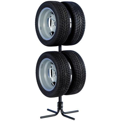 UNITEC Felgenbaum schwarz Felgen Reifen Zubehör Autozubehör