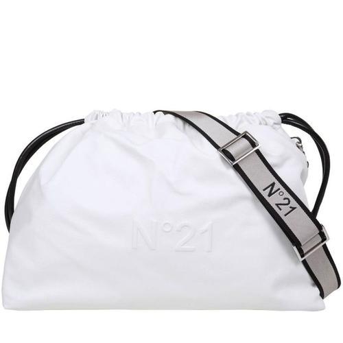 N°21 Eva coulisse bag in leather