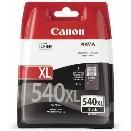 Tintenpatrone CANON PG-540XL, schwarz
